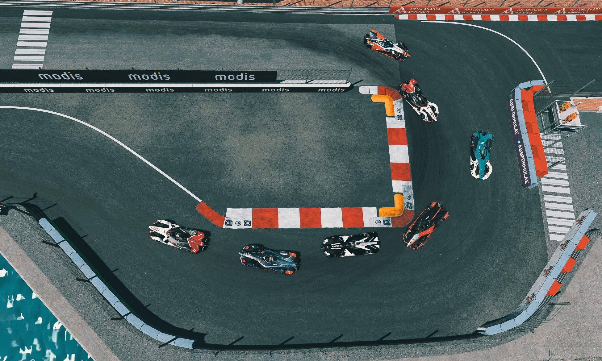 Formula E In Cape Town