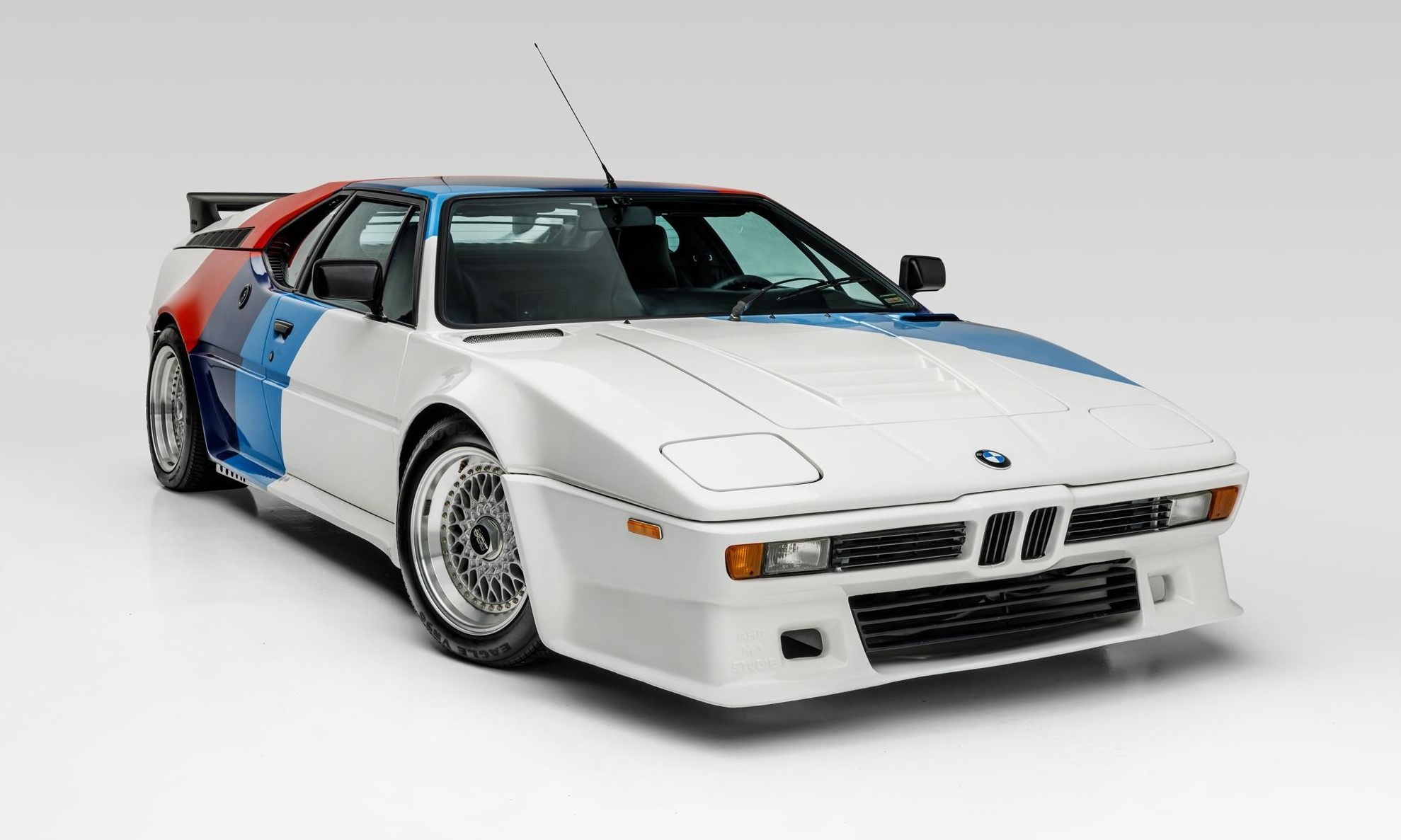 Paul Walker BMW M1
