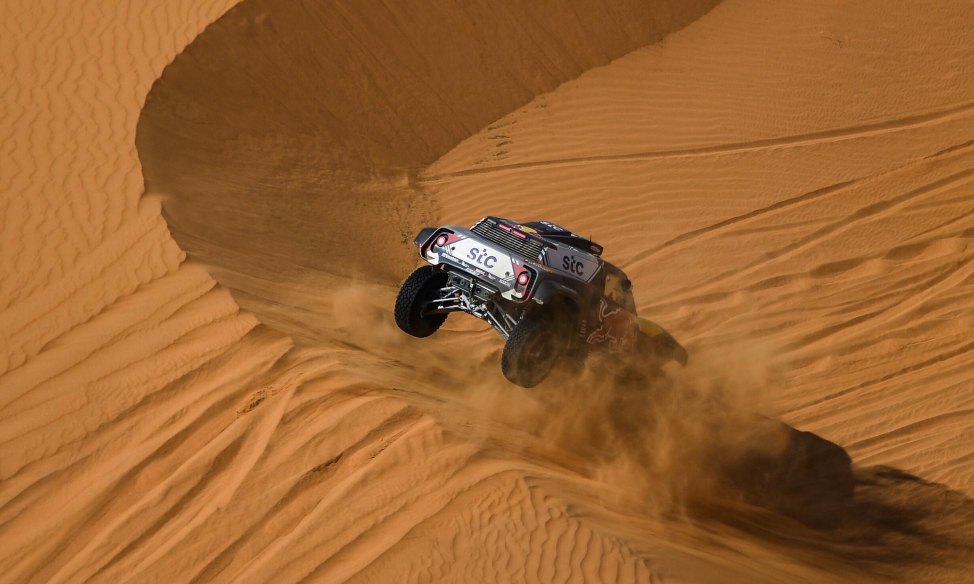 2021 Dakar Stage 4