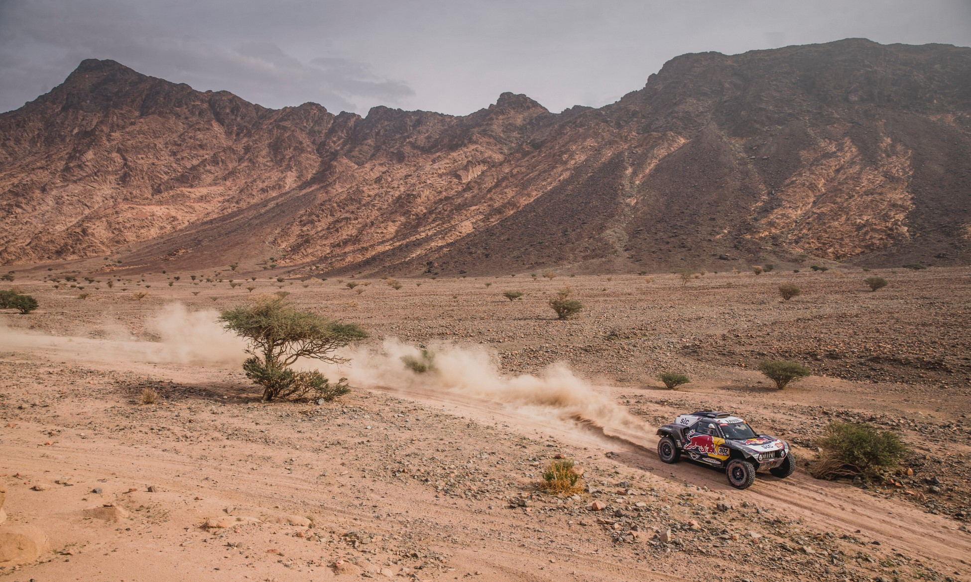 Stephane Peterhansel on 2021 Dakar Stage 11