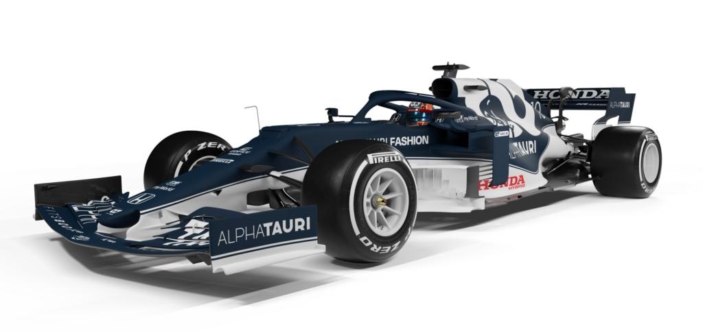 2021 Formula One Cars