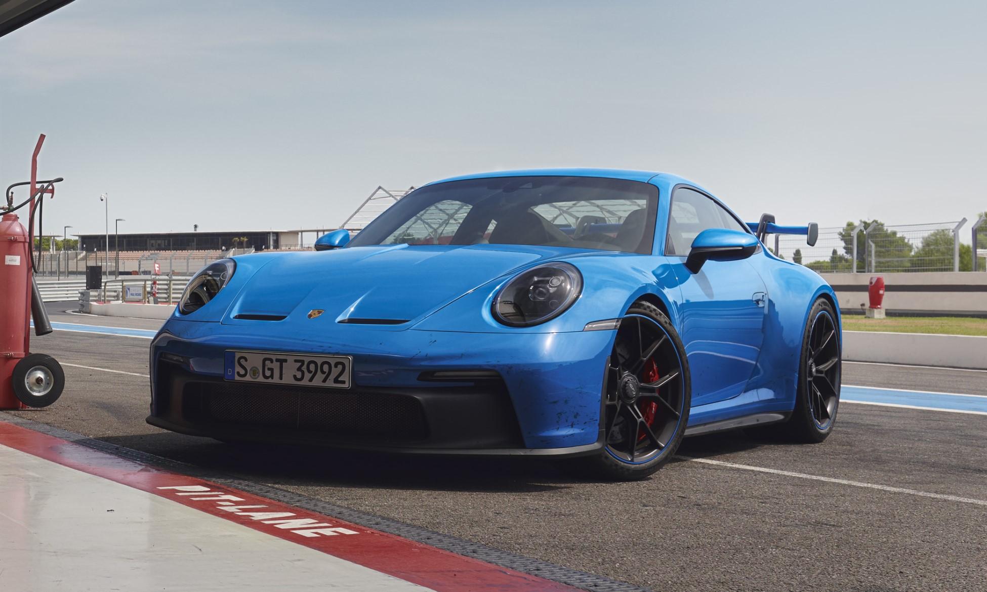 992 Porsche GT3