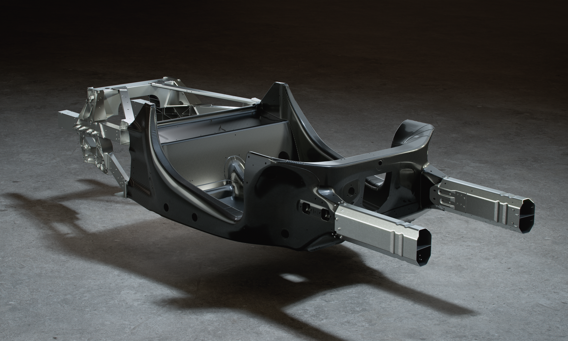 McLaren Artura Carbon-fibre monocoque