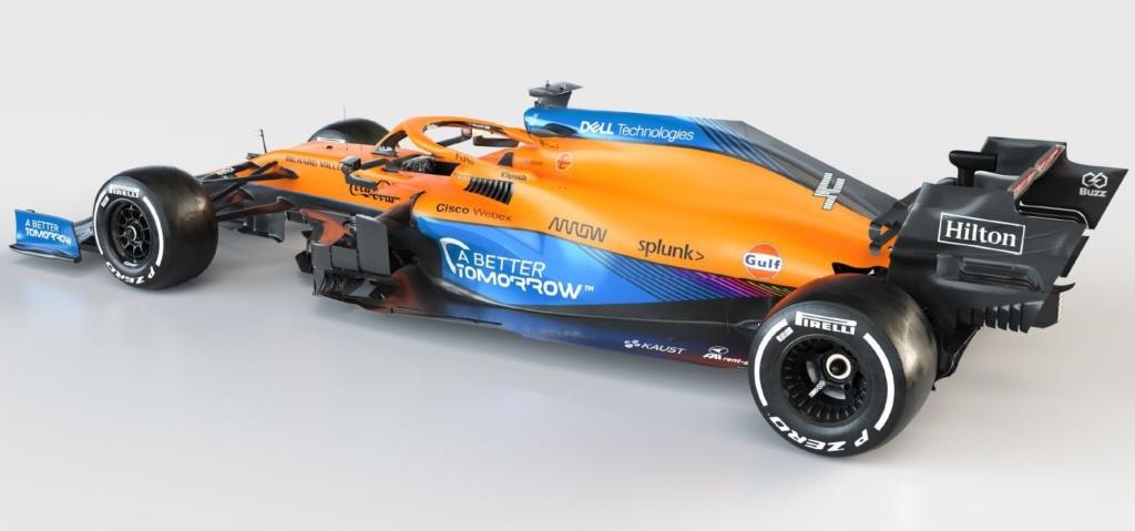 McLaren MCL35M