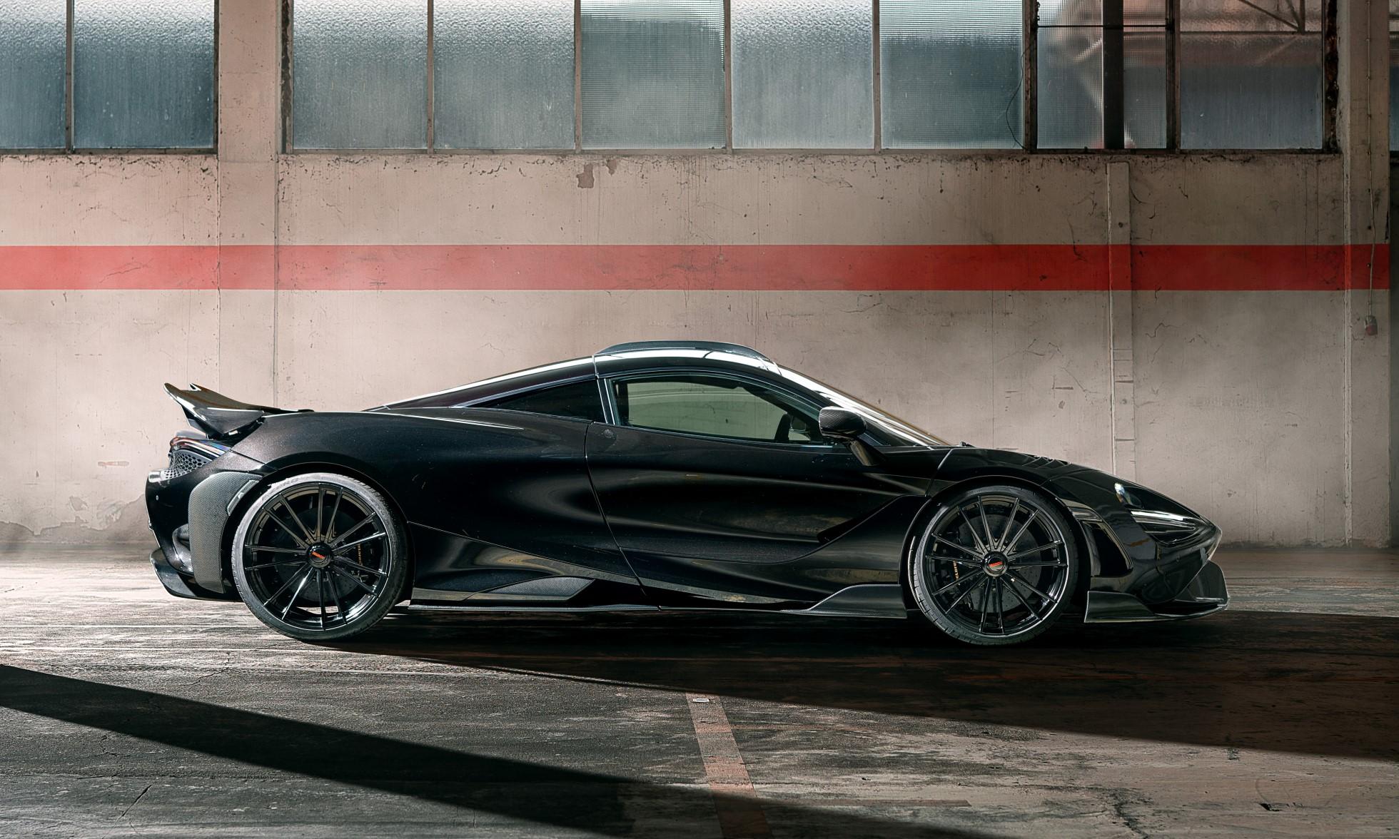 Novitec McLaren 765LT profile