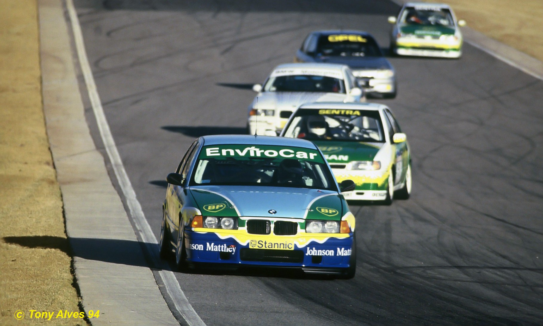 Youngtimer Historic Touring Cars 1