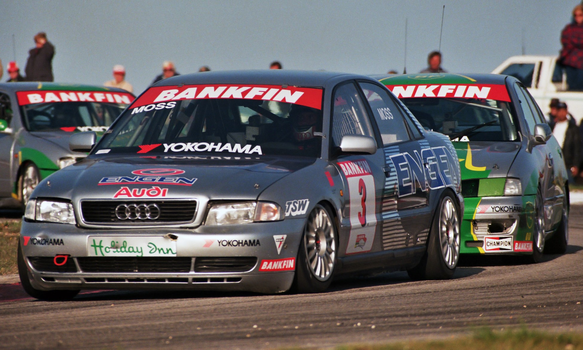 Youngtimer Historic Touring Cars