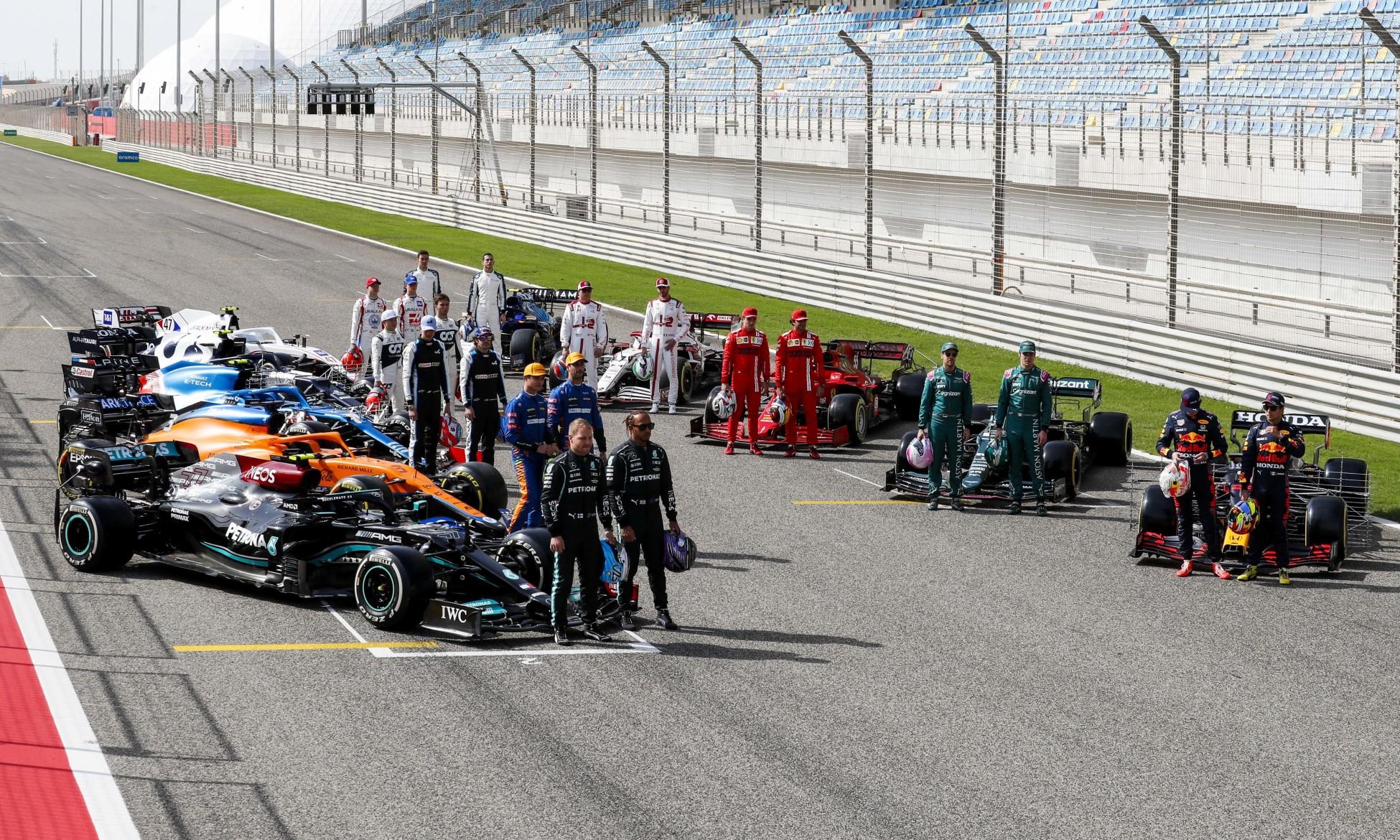 2021 Formula 1 Preview