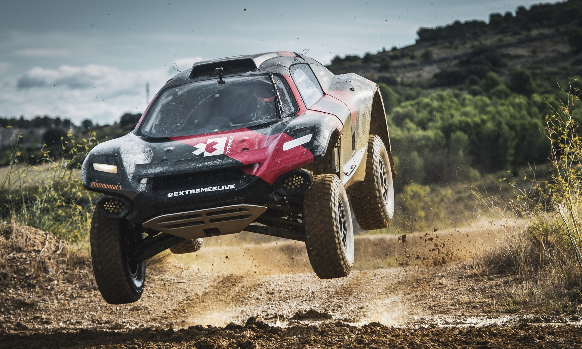 All-new Extreme E Off-road Series (2)