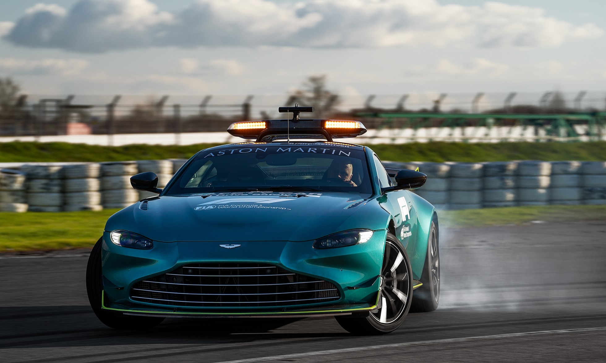 Aston Martin Vantage Safety Car Formula One