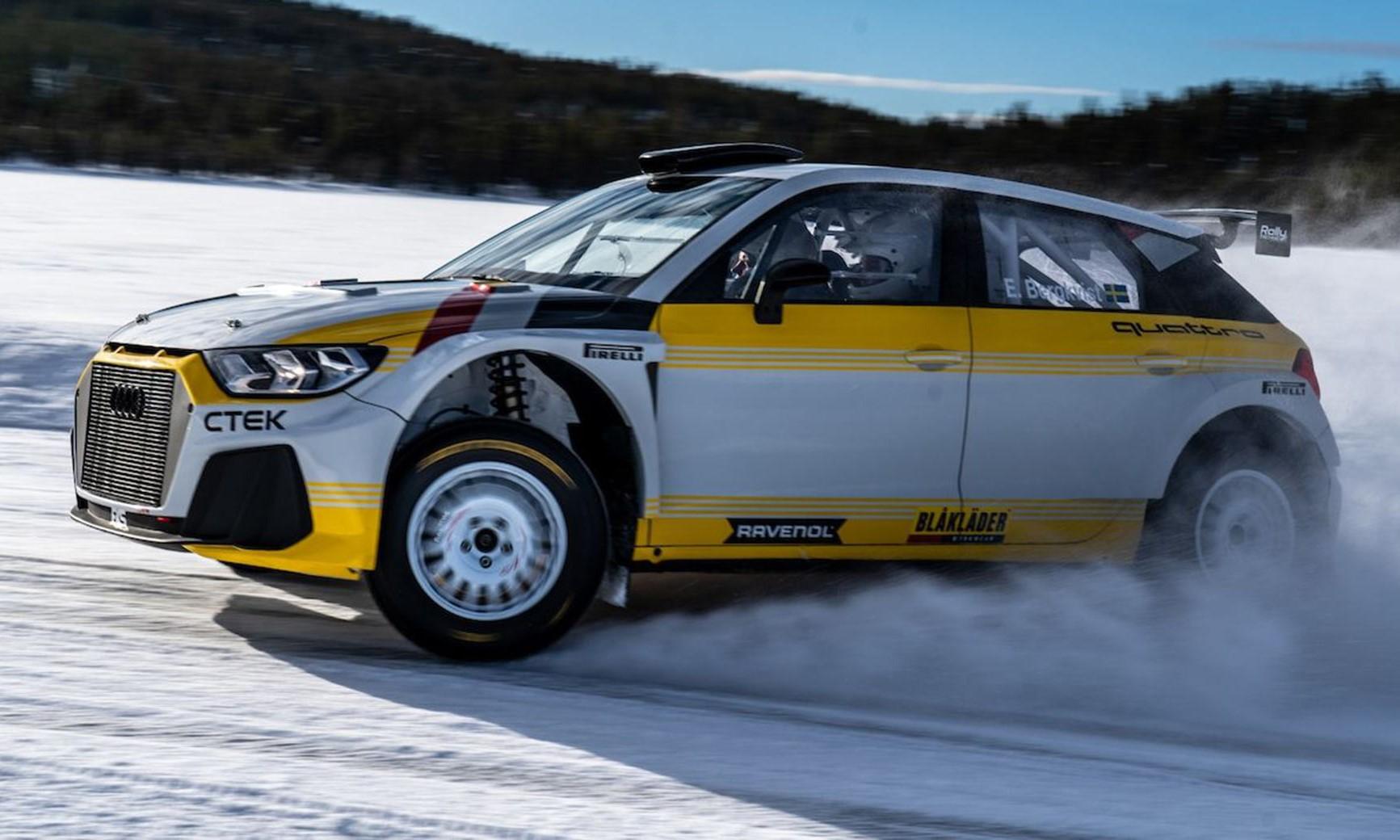 Audi A1 Quattro WRC 1