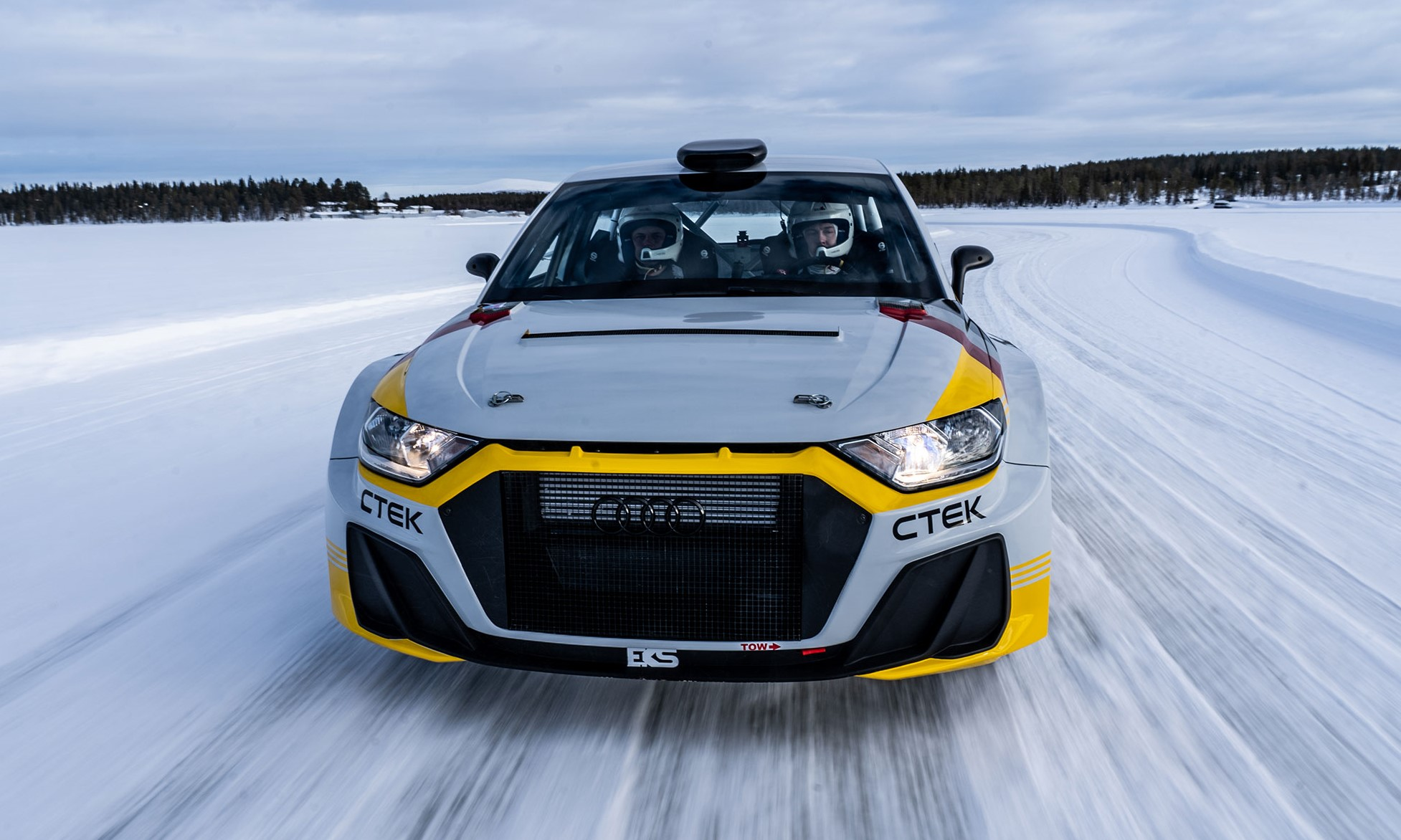 Audi A1 Quattro WRC