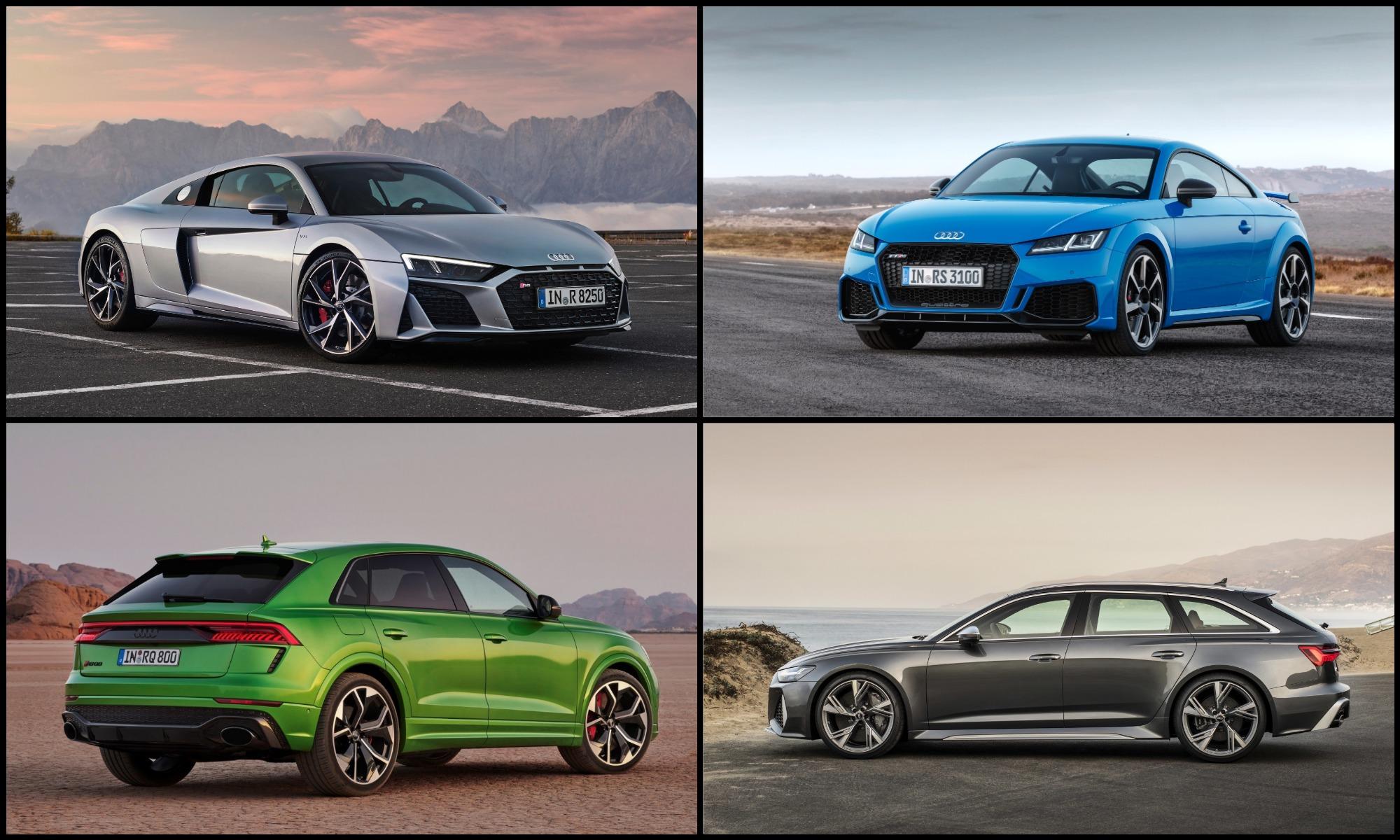Audi Performance Expansion Plans 1