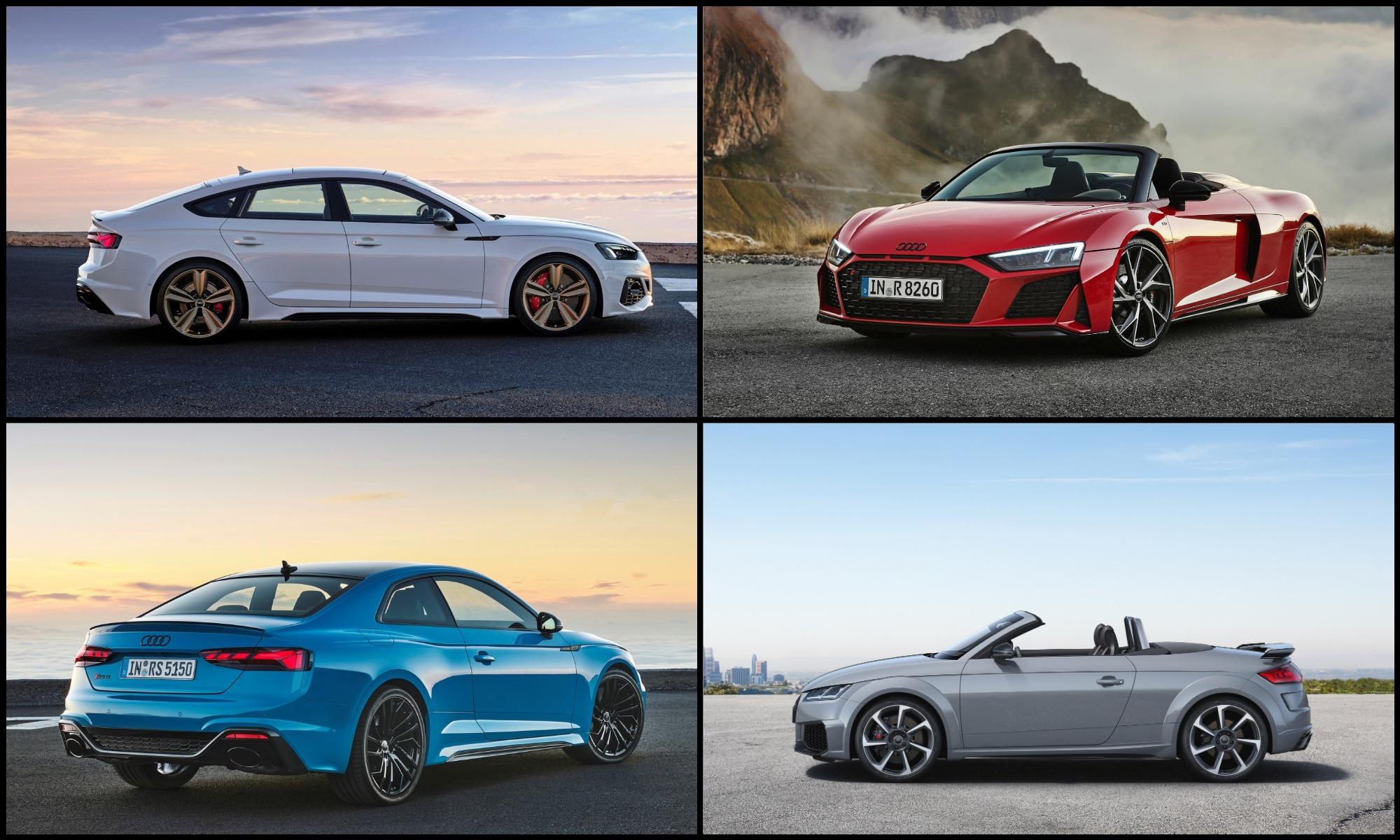 Audi Performance Expansion Plans sportscars