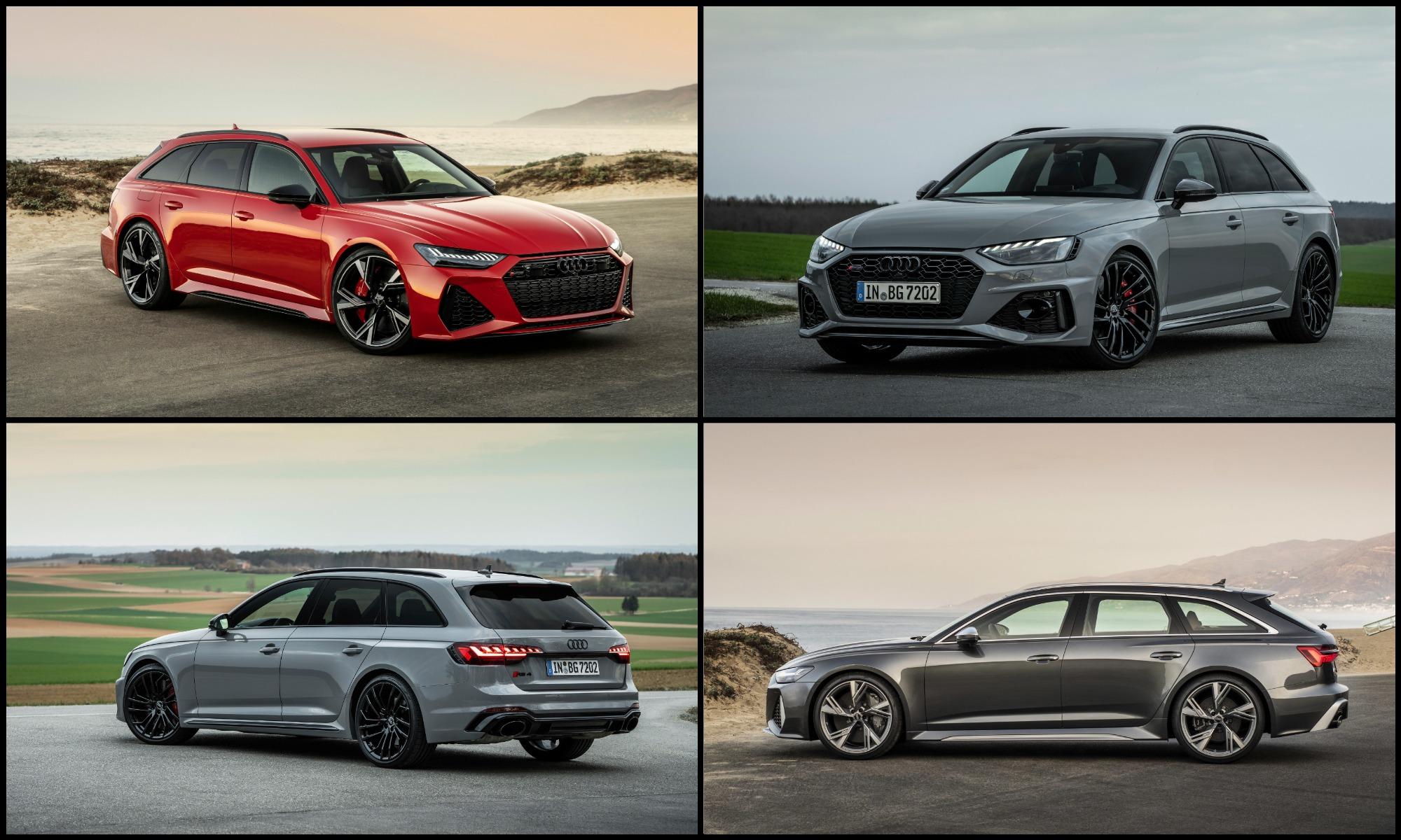 Audi Performance Expansion Plans stationwagons