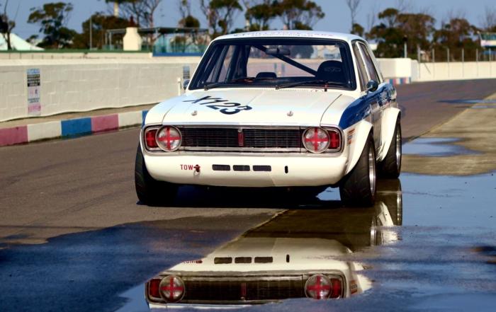 Survivors... 1968 Ford Cortina