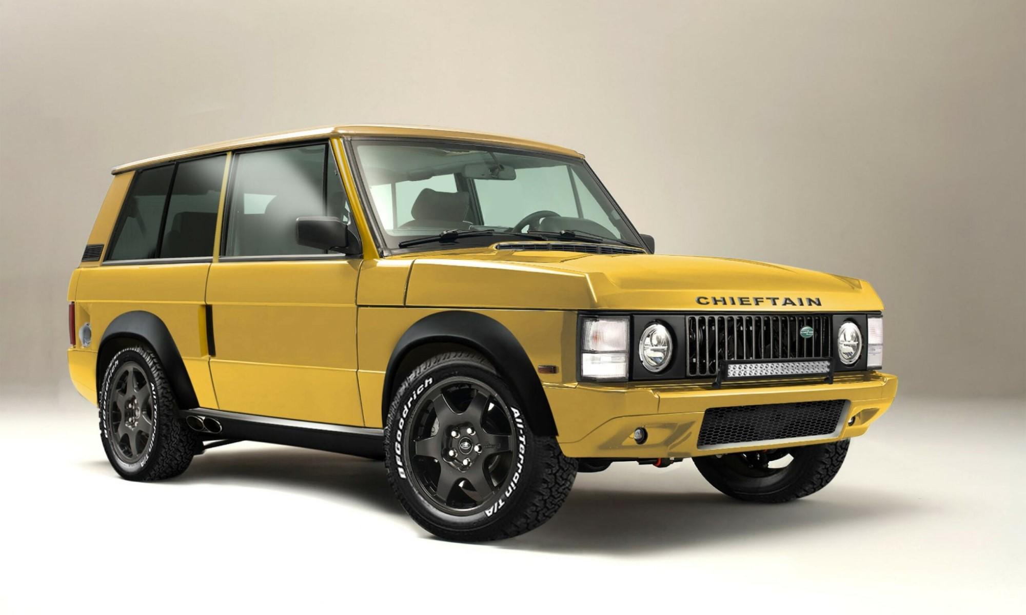 Chieftain Range Rover Classic