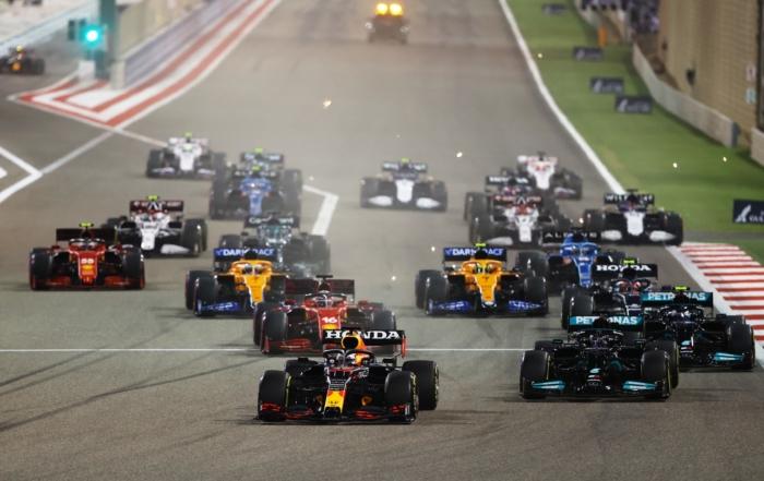 F1 Review Bahrain 2021
