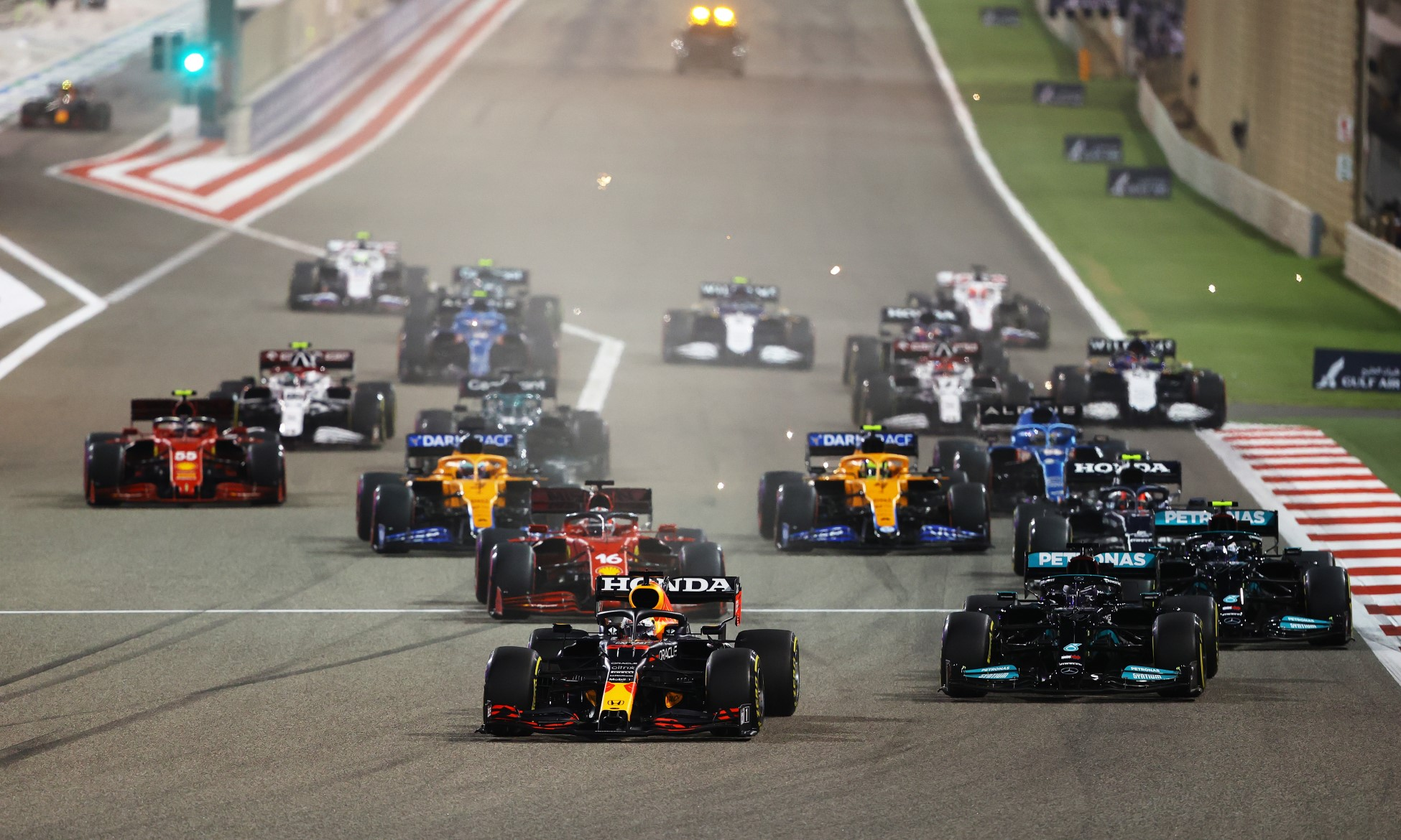F1 Review Bahrain 2021