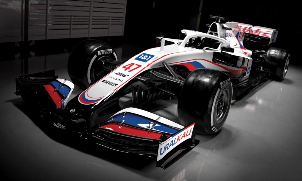 Haas F1 VF-21