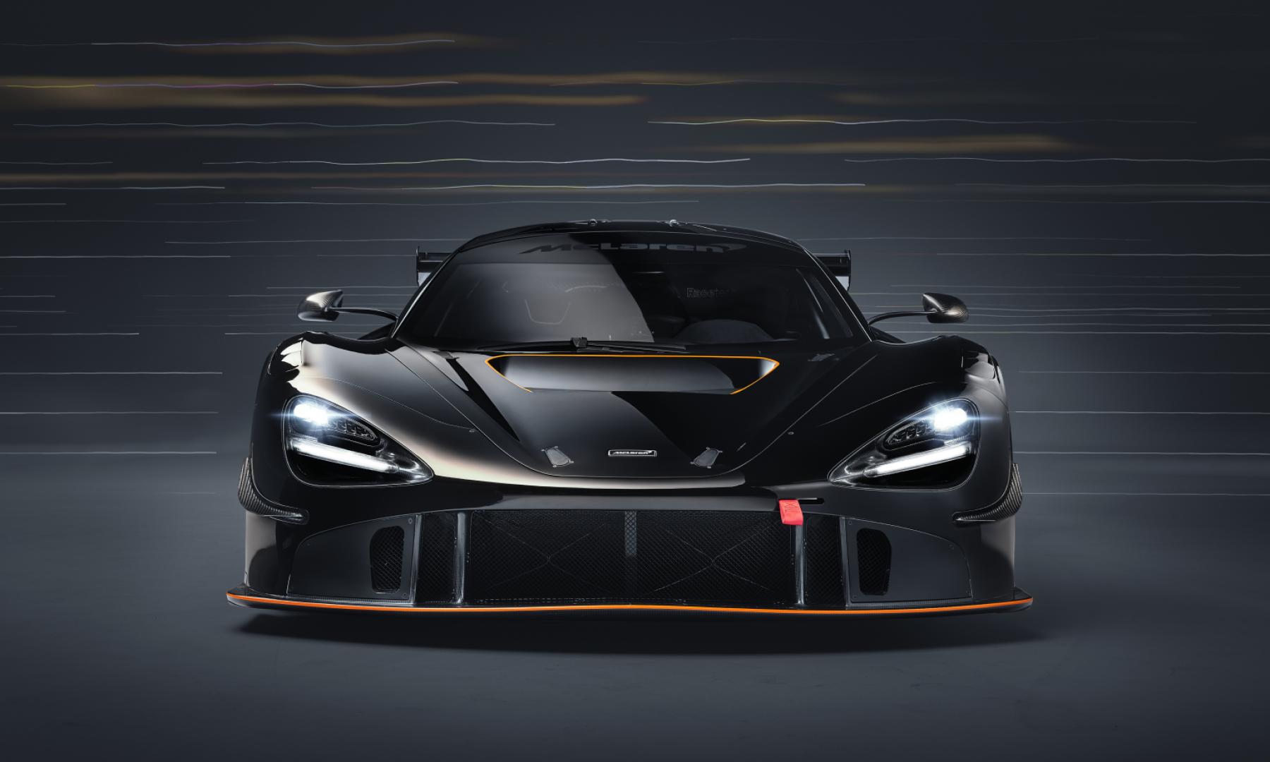 McLaren 720S GT3X front