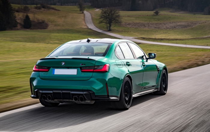 G80 BMW M3 Competition
