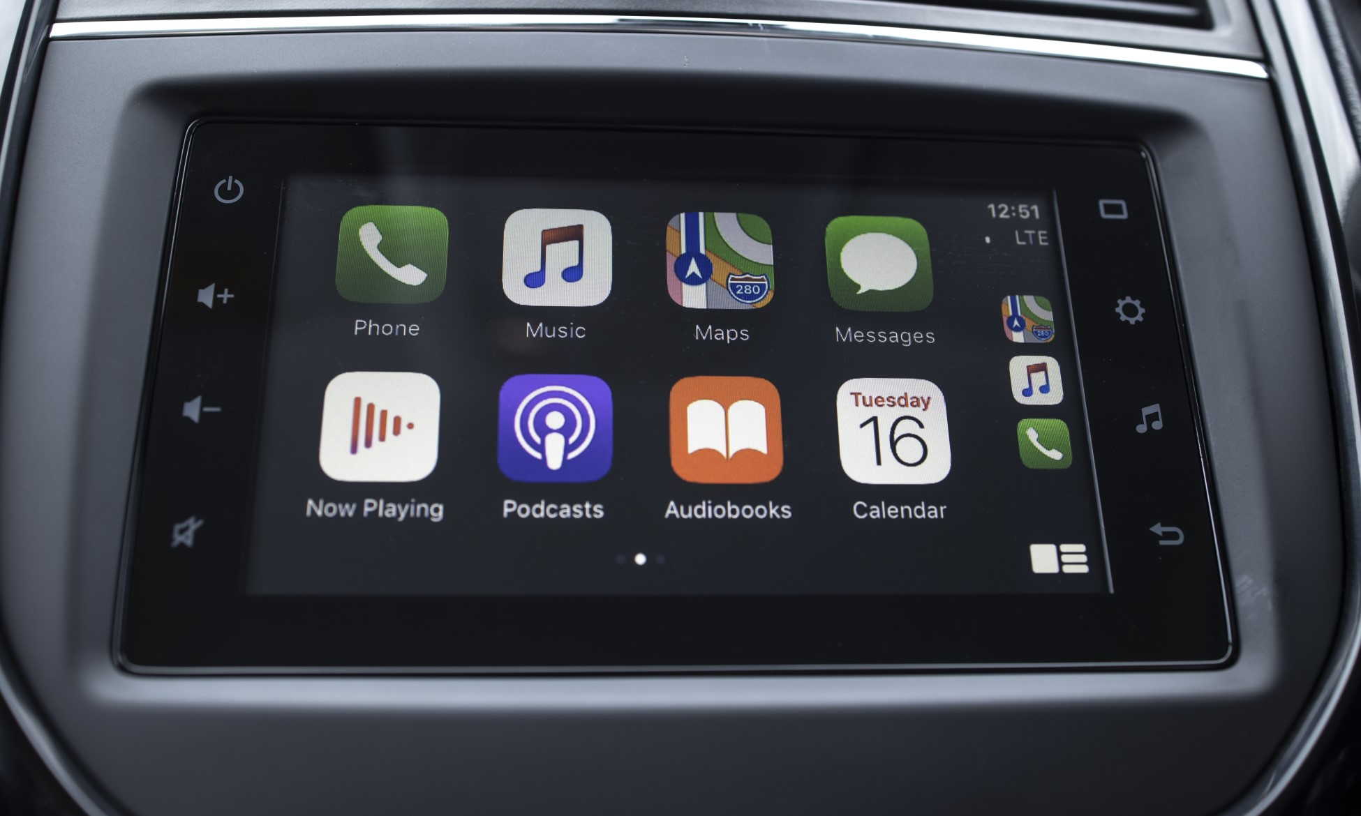 Toyota Urban Cruiser infotainment