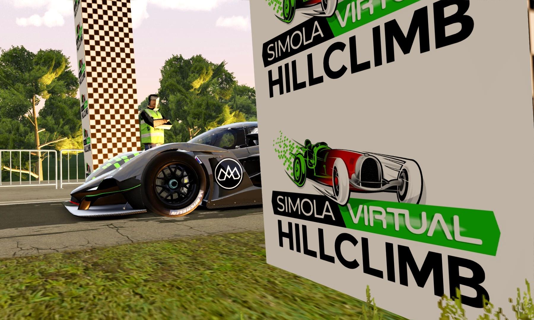 2021 Virtual Simola Hillclimb