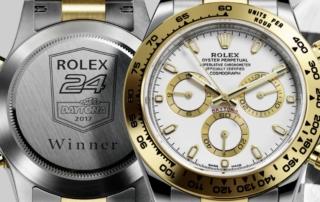 The winners Rolex Daytona
