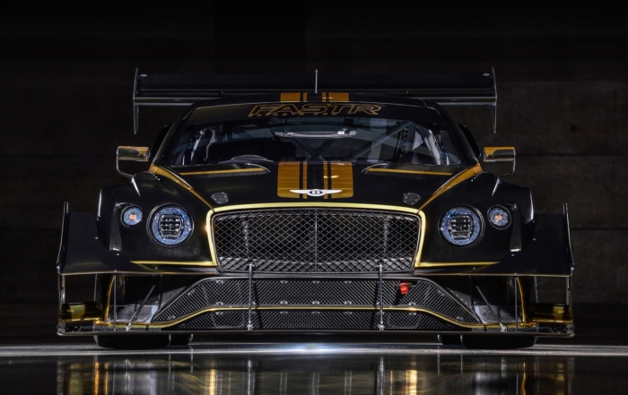 Continental GT3 Pikes Peak front