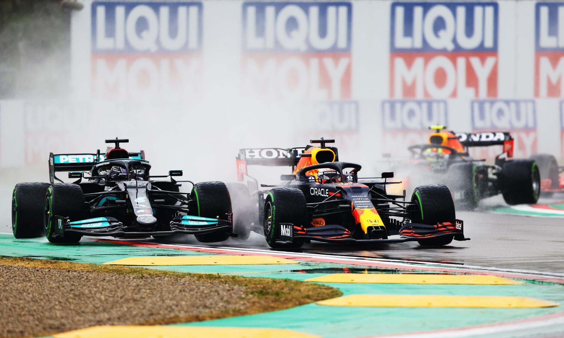 F1 Review Emilia Romagna 2021