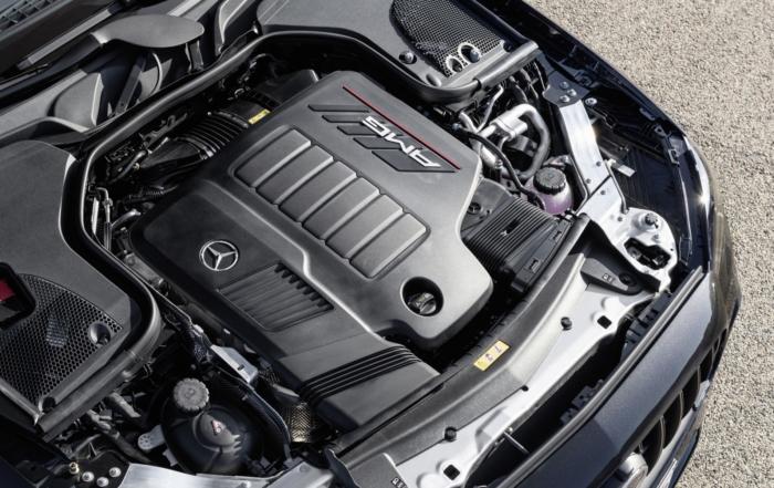 Mercedes-AMG E53 Coupe engine