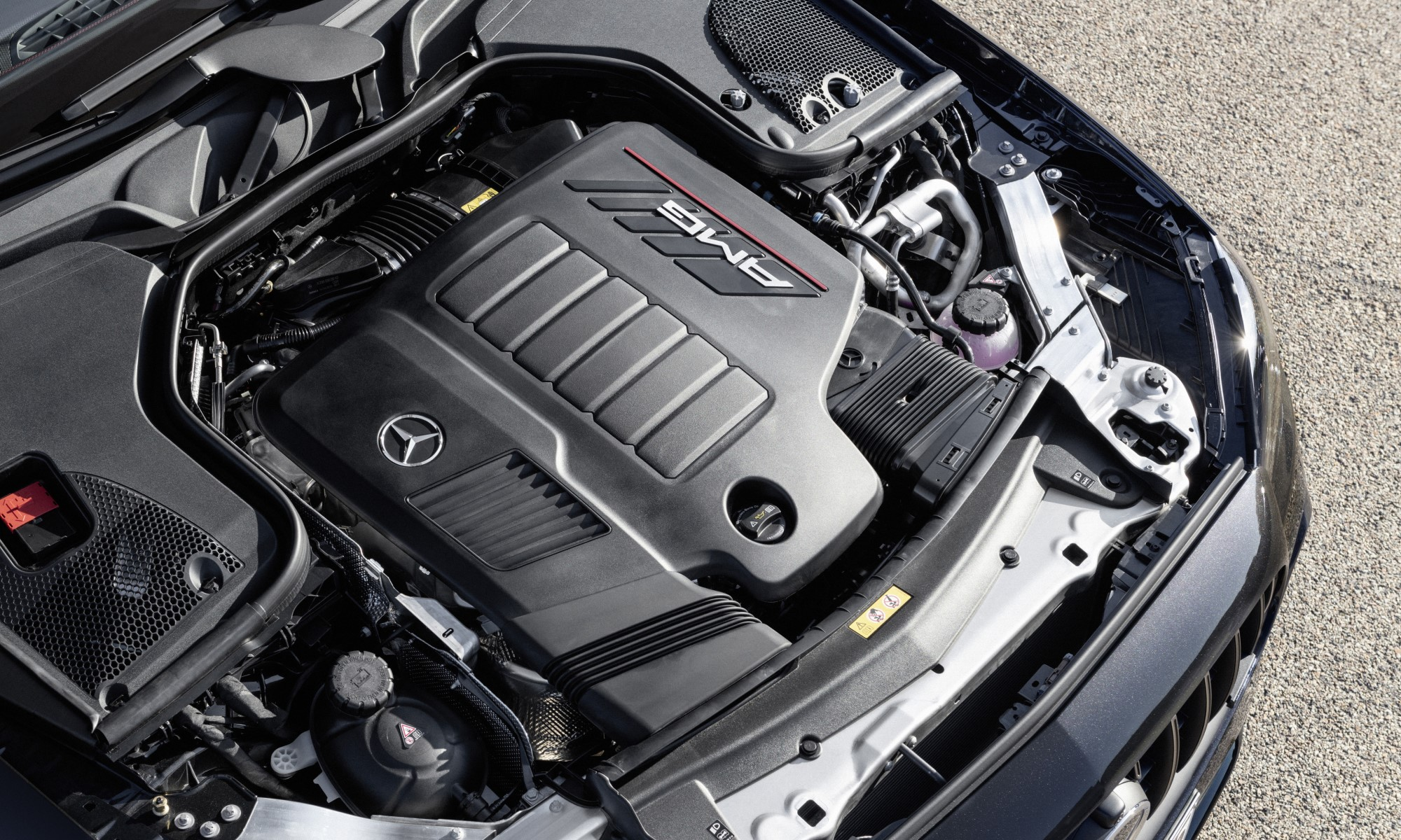 Mercedes-AMG E53 Coupe engine