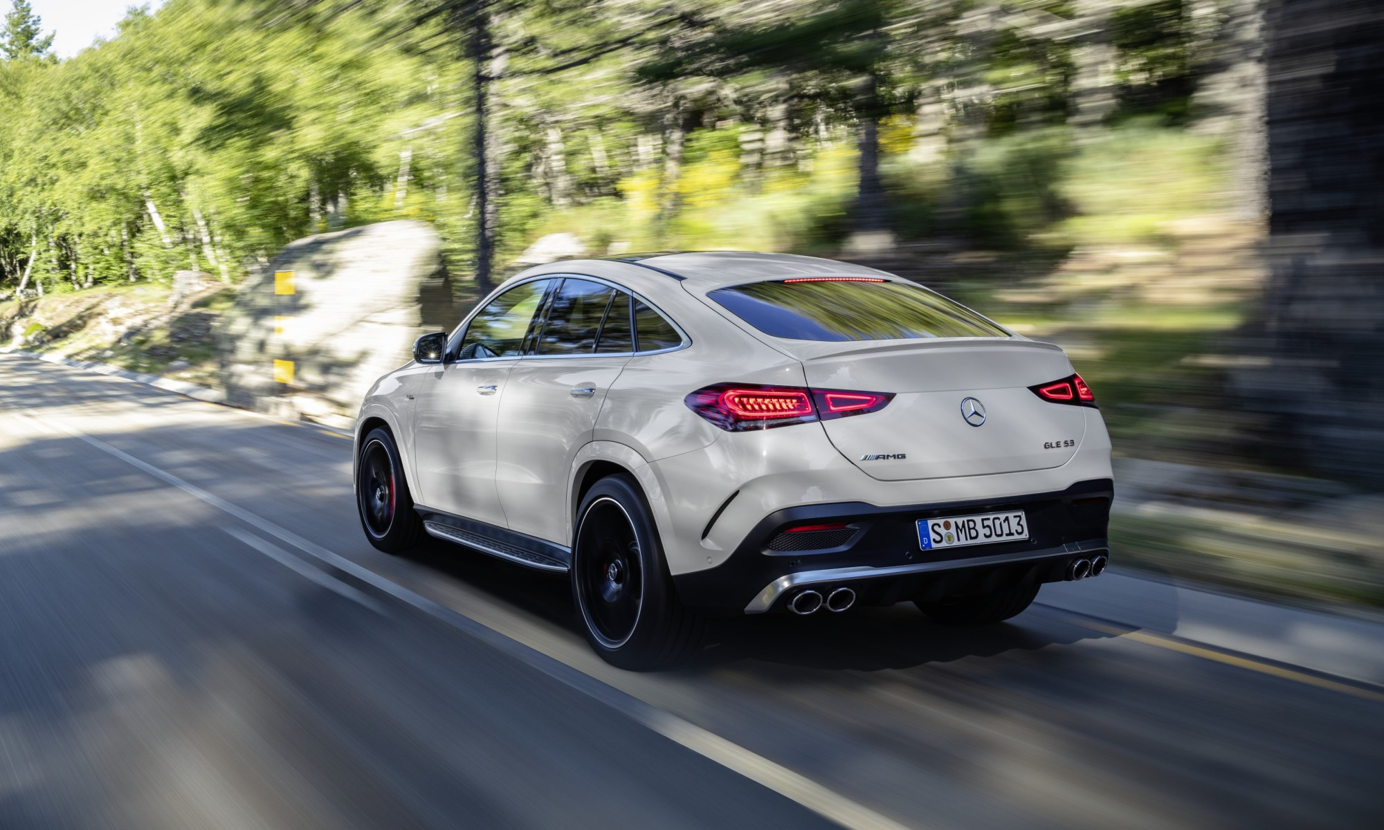 Mercedes-AMG GLE53 Coupe