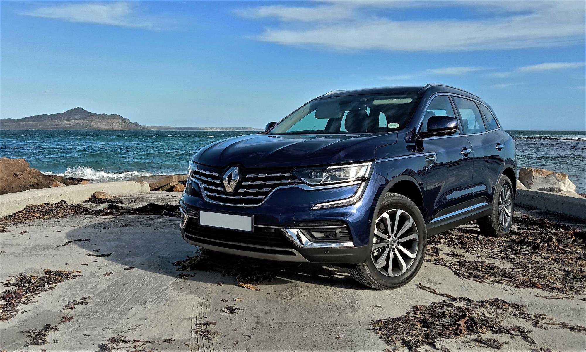 Renault Koleos Dynamique CVT