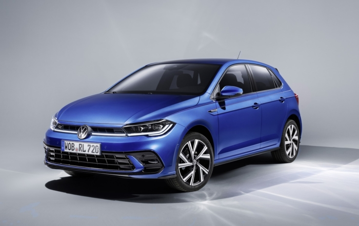 Revised VW Polo