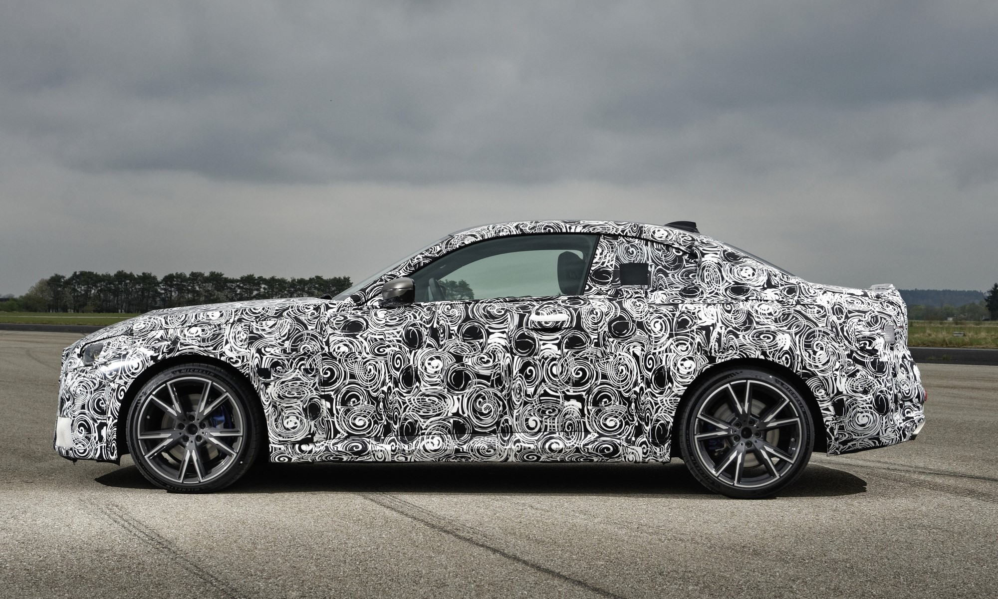 BMW 2 Series Coupe profile