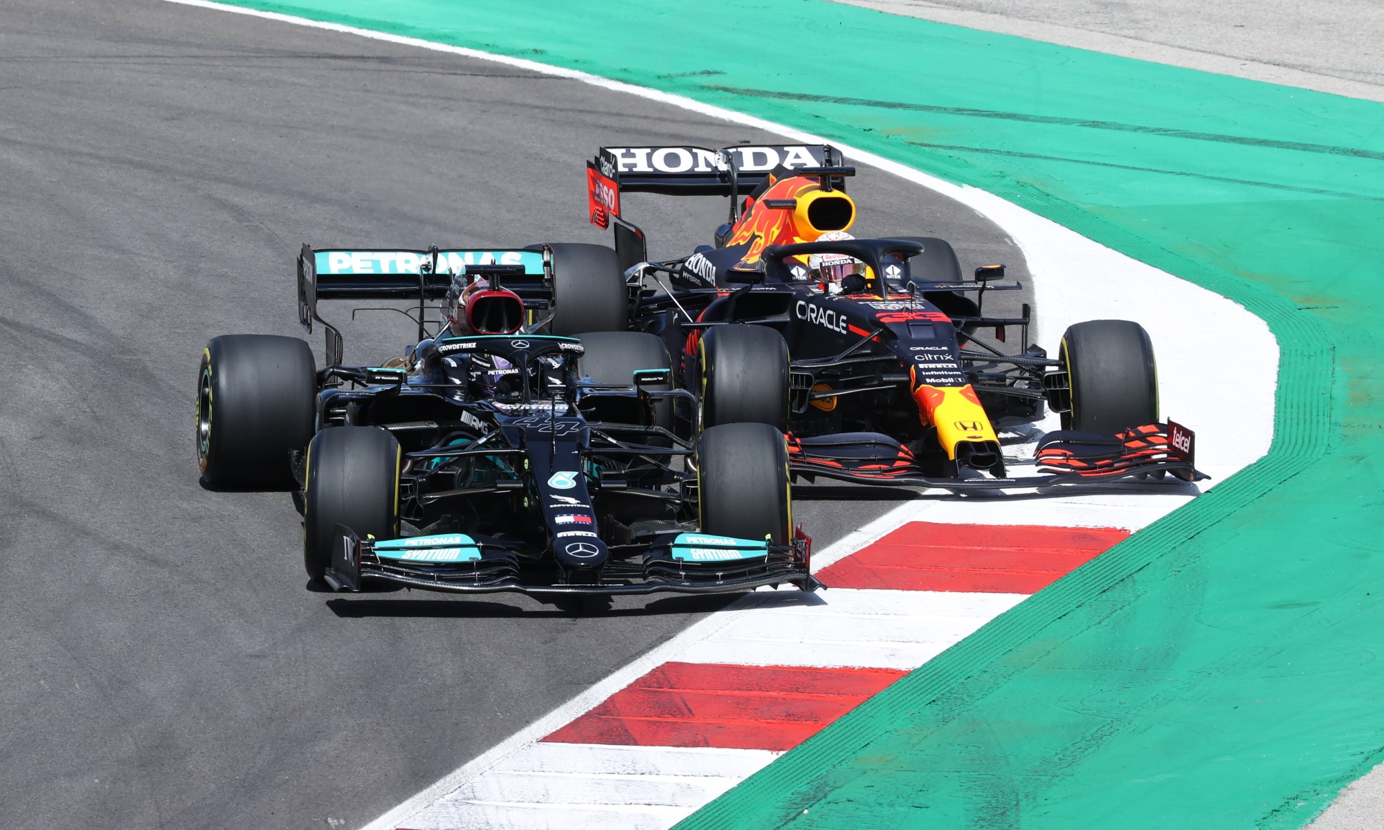 F1 Review Portuguese GP 2021 a