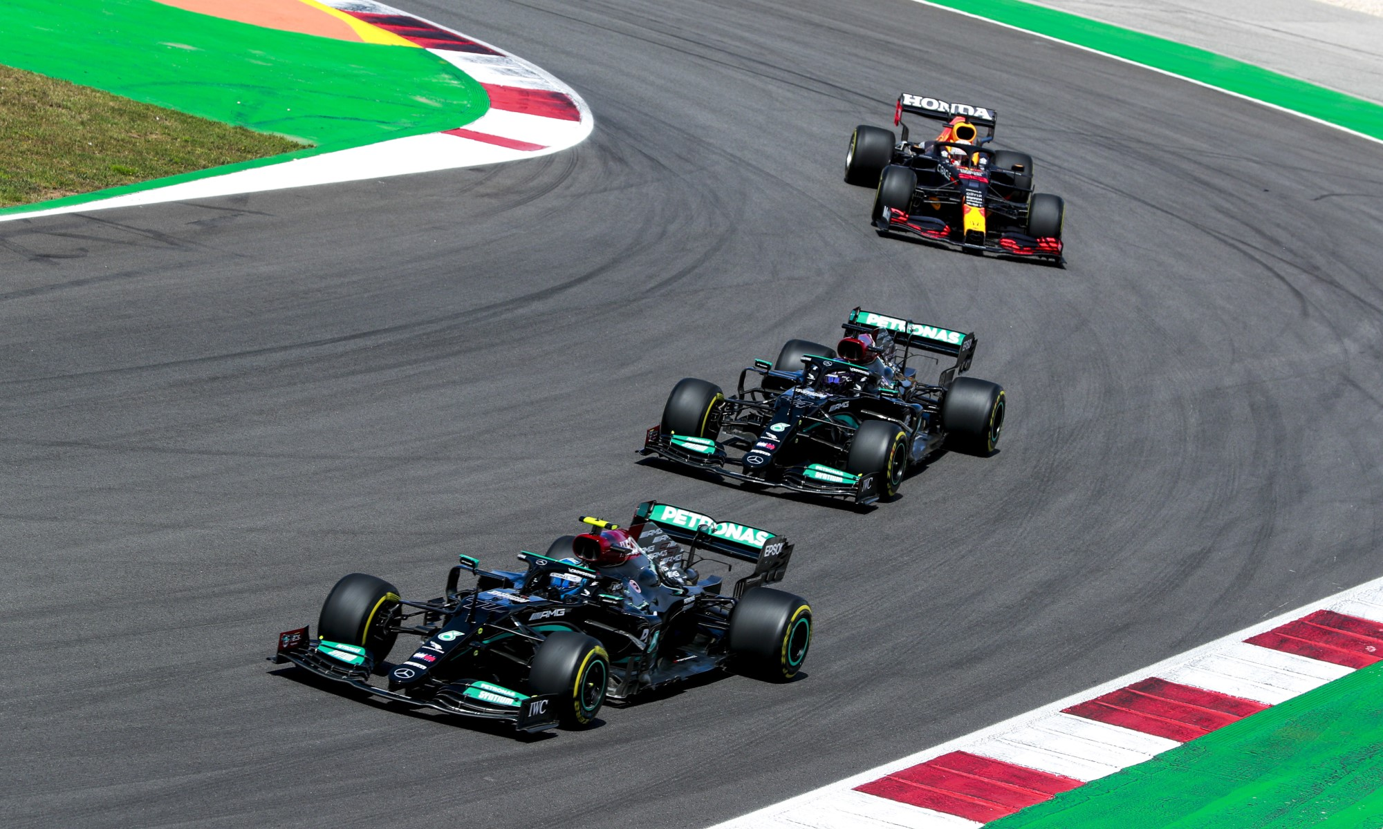 F1 Review Portuguese GP 2021