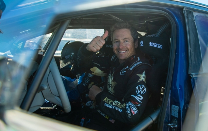 ID.4 Completes Mexican 1000 with Tanner Foust
