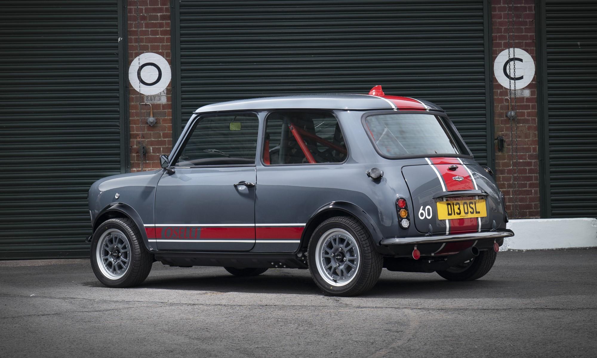 Mini Remastered Oselli Edition rear