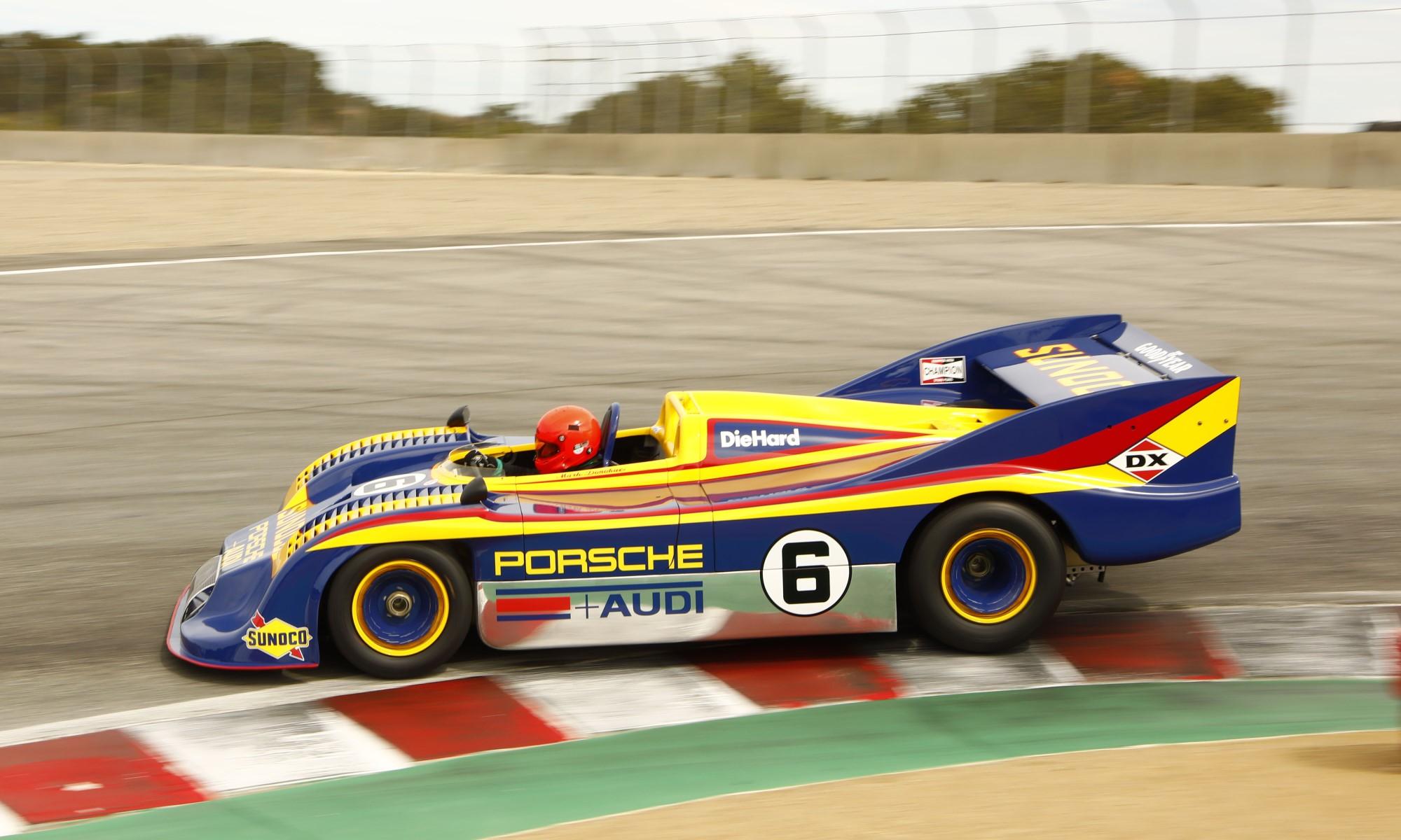 Porsche Returns to Le Mans CanAm