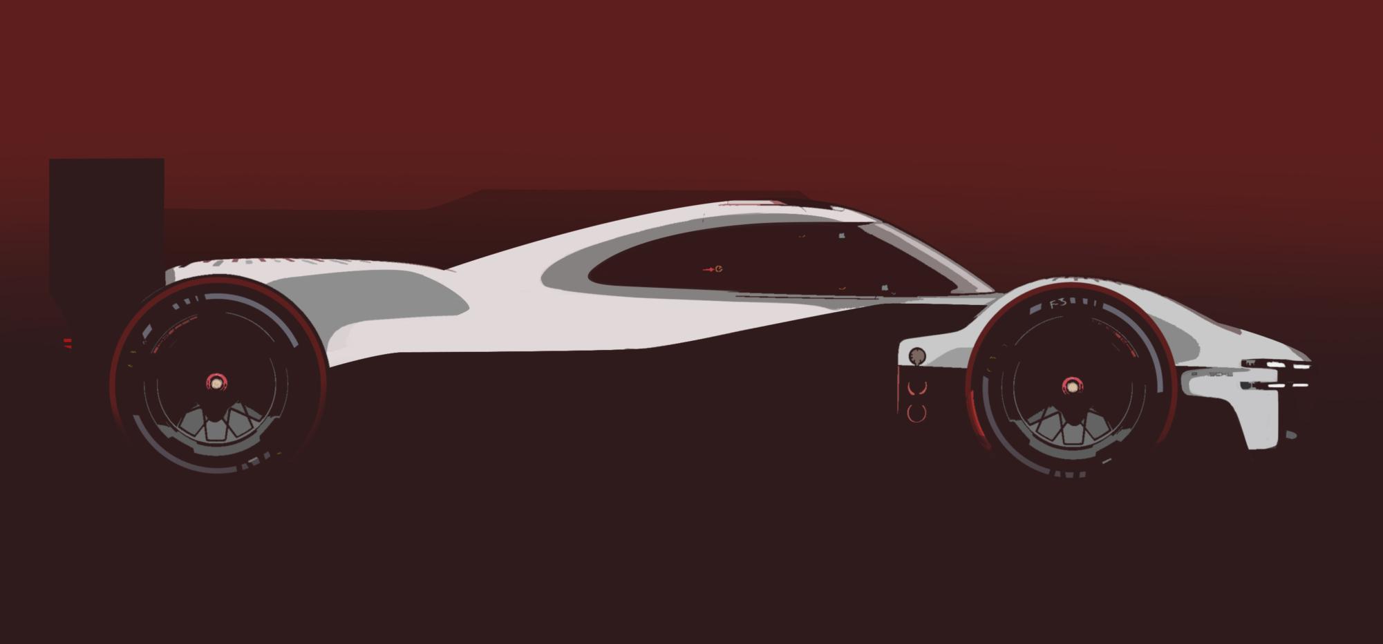 Porsche Returns to Le Mans a