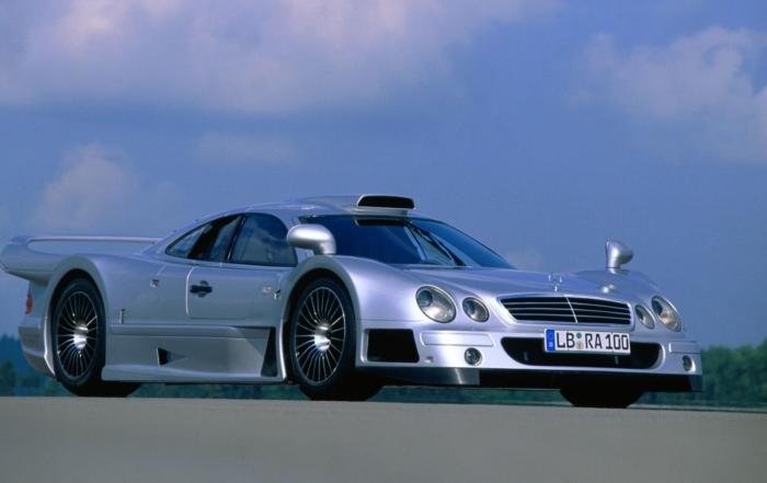 The Original Hypercars Mercedes-Benz CLK GTR