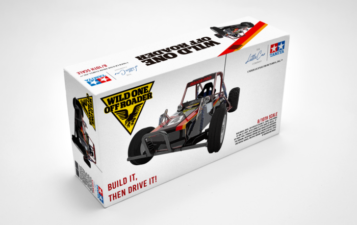 Wild One Max kit