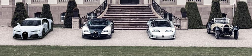 Bugatti Super Sport family