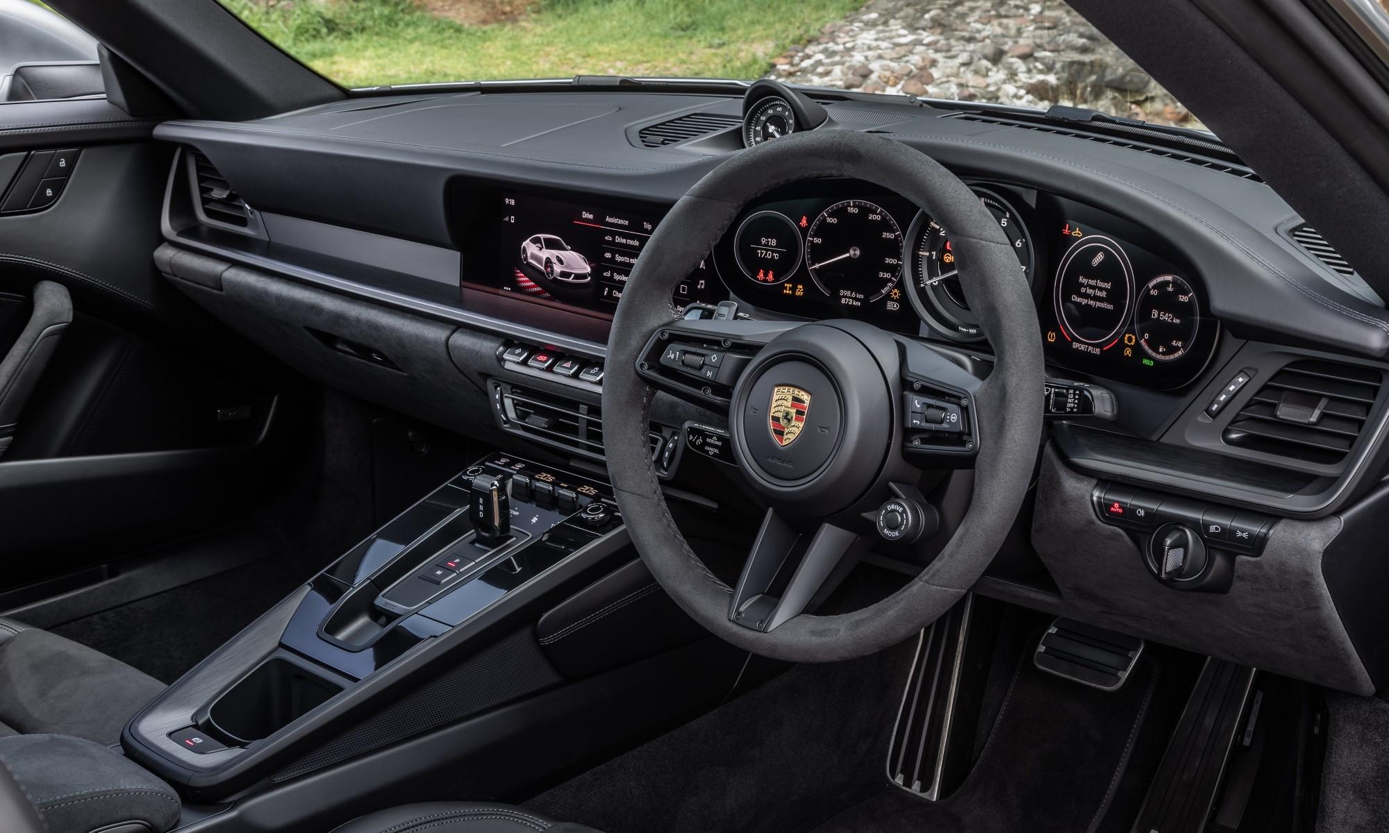 Porsche 911 GTS Derivatives Driven 2