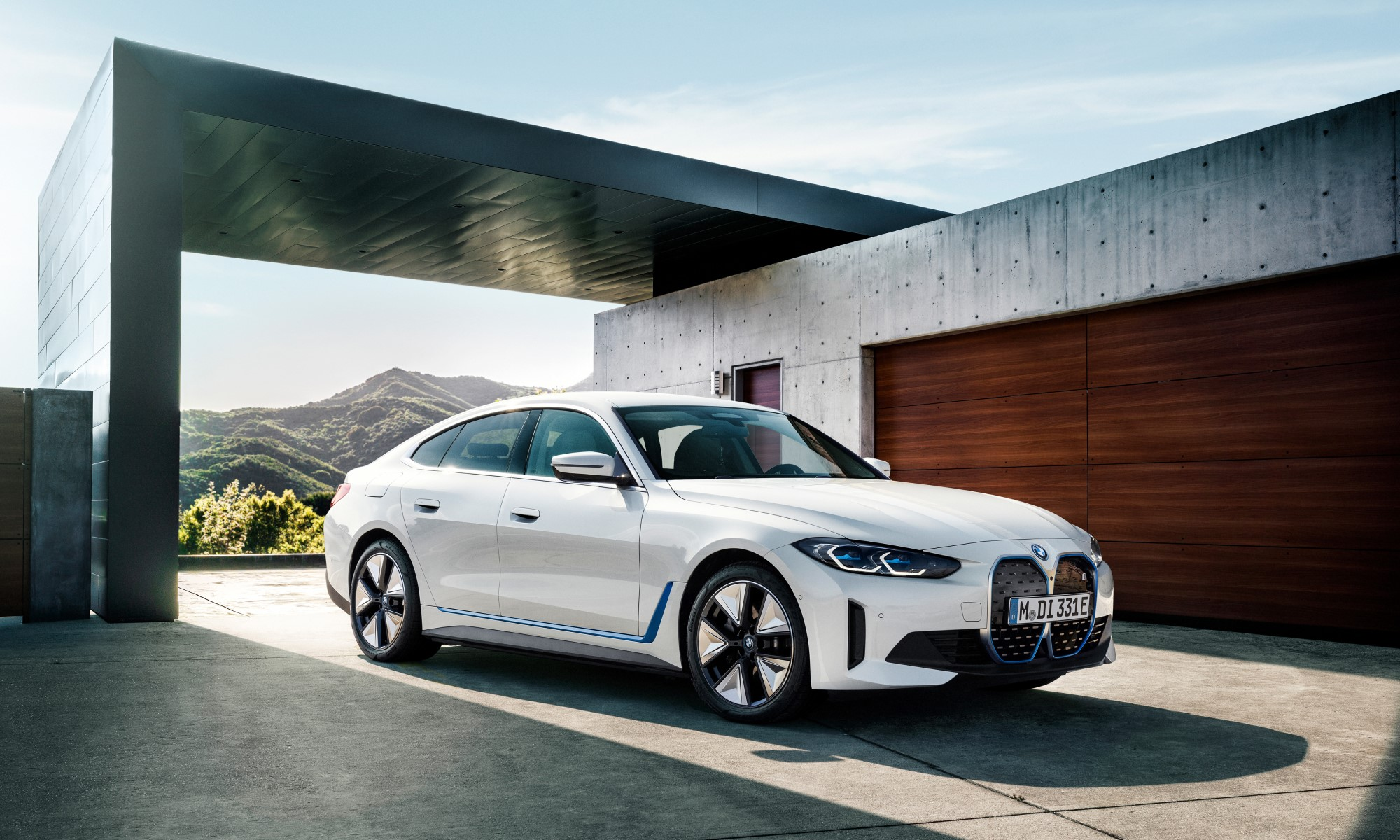 New BMW i Models