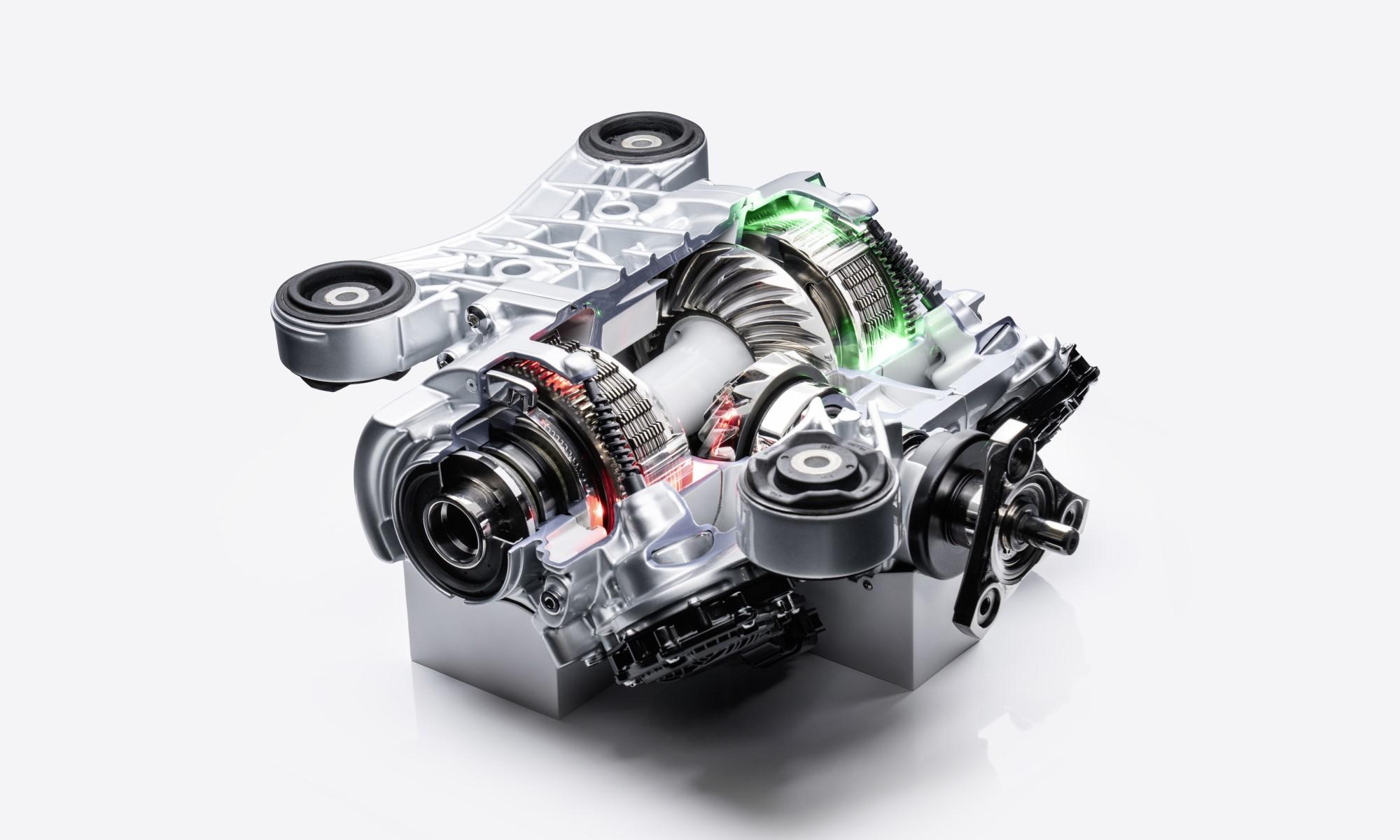 Audi RS3 Prototypes RS Torque Splitter