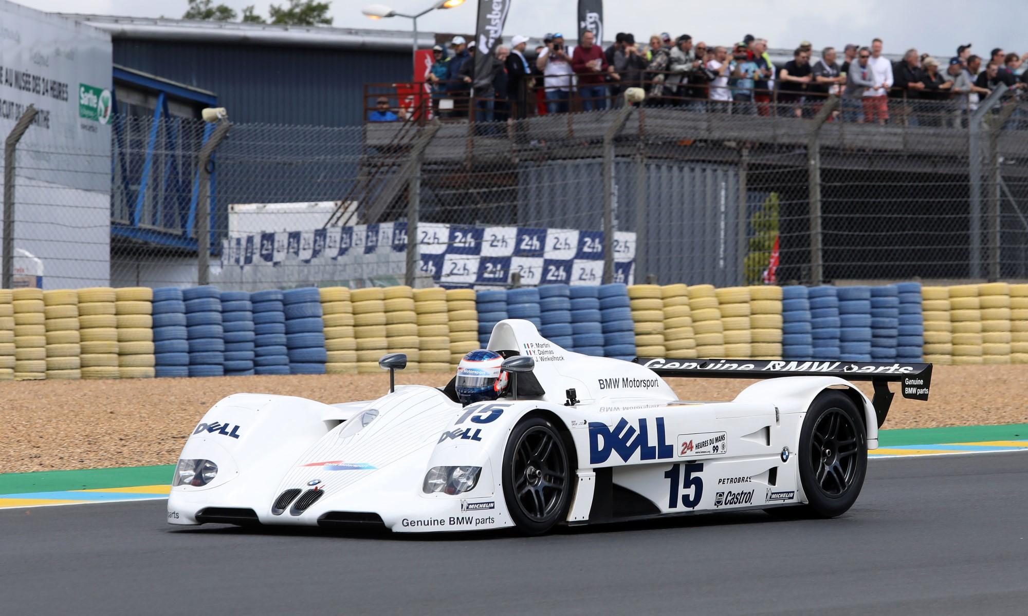 BMW Returns To Endurance Racing 2